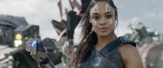 Marvel Studios' THOR: RAGNAROK..Valkyrie (Tessa Thompson)..Ph: Film Frame..©Marvel Studios 2017