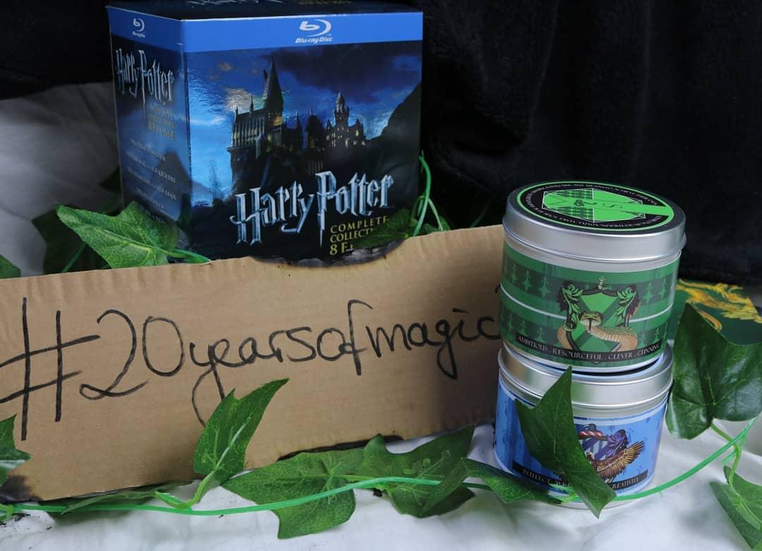 Gewinnspiel zu Harry Potter 20 Years of Magic