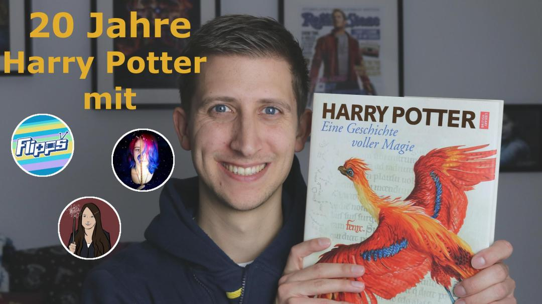 Wir feiern 20 Jahre Harry Potter | 20 Years of Magic