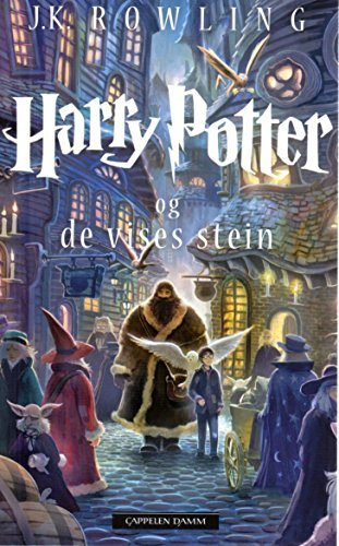 Norwegian: Harry Potter og De vises stein (2016). (c) Cappelen Damm