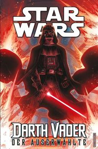 Darth Vader - Der Auserwählte. (c) Panini Verlag