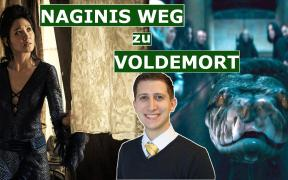 Naginis Weg zu Voldemort