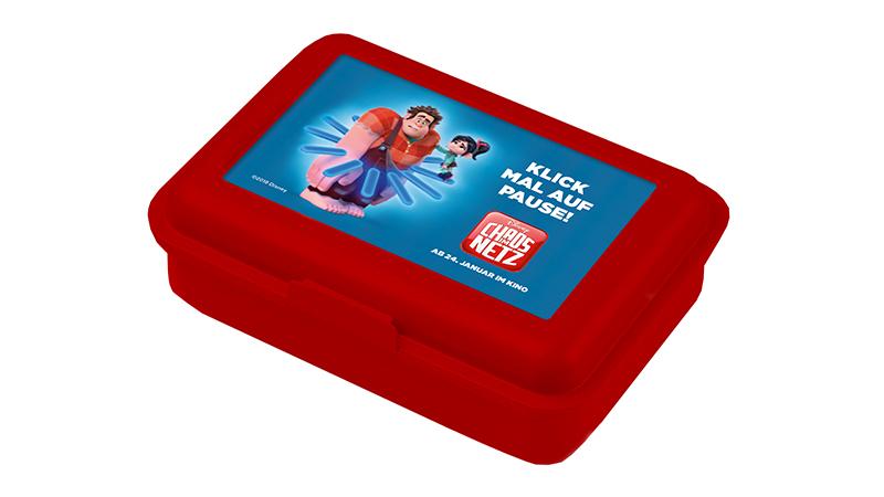 Lunchbox zu Ralph reichts 2: Chaos im Netz