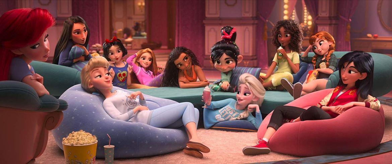 Chaos im Netz. (c) Disney, 2018