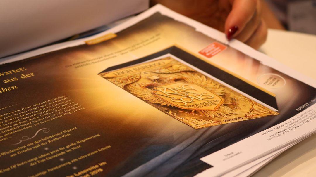 King of Scars erscheint im August bei Droemer Knaur