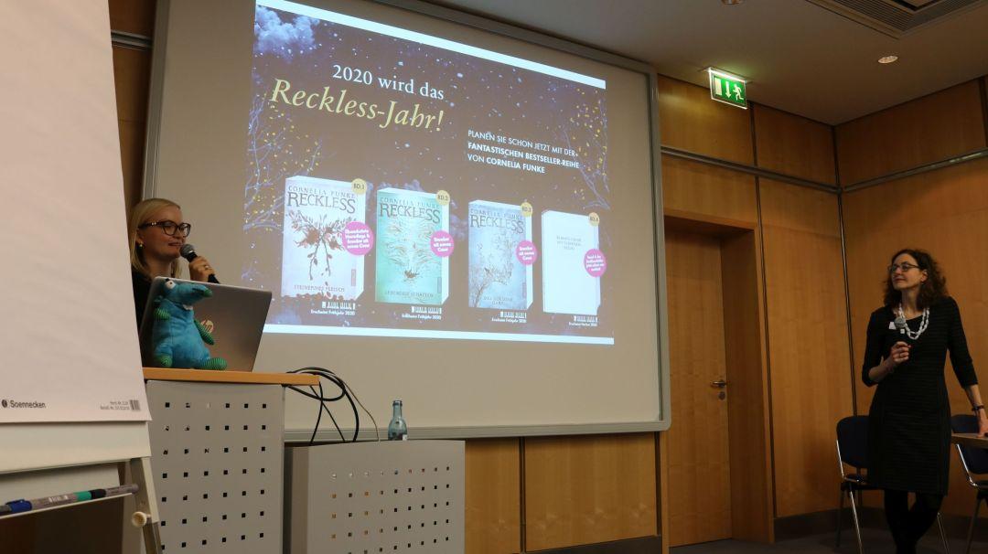 Neue Reckless Bücher von Cornelia Funke im Oetinger Verlag