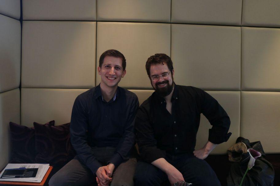 Christopher Paolini und ich
