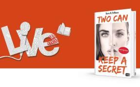 "Frankfurt I Karen McManus ""Two can keep a secret"""