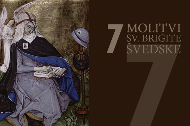 Sedam molitvi svete Brigite book evangelizacija