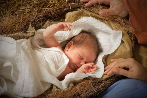 Molitva djetetu Isusu