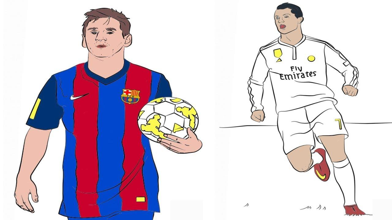 coloring pages lionel messi  printable coloring
