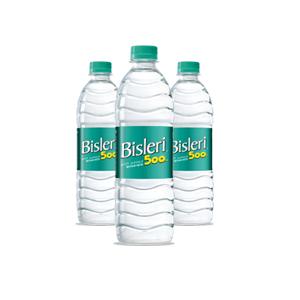 500ml Bisleri Water Bottle