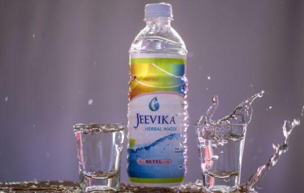 500ml Jeevika Herbal Water Bottle