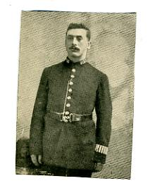 City of London Police Officer, c 1890