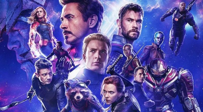 Avengers Endgame Movie Review  Book and Film Globe