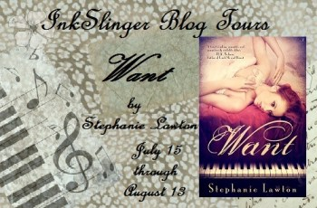Want Blog Tour