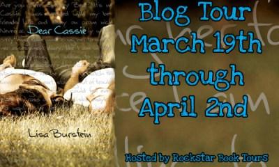 Dear Cassie Blog Tour
