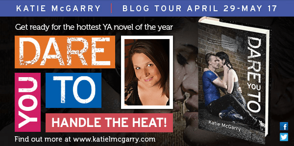Dare You To Blog Tour