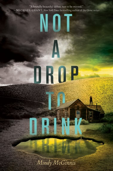 Not a Drop to Drink by Mindy McGinnis