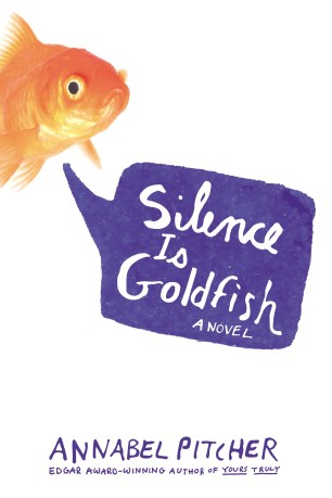 SILENCE IS GOLDFISH | bookandlatte.com