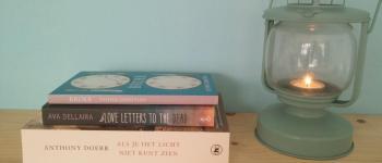 Foto TBR-lijst Book Barista april