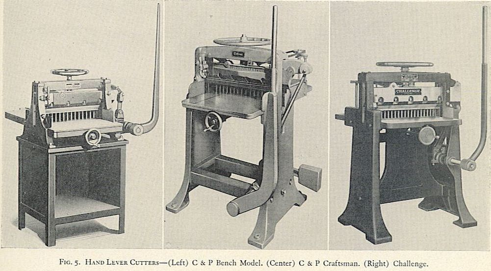 various guillotines