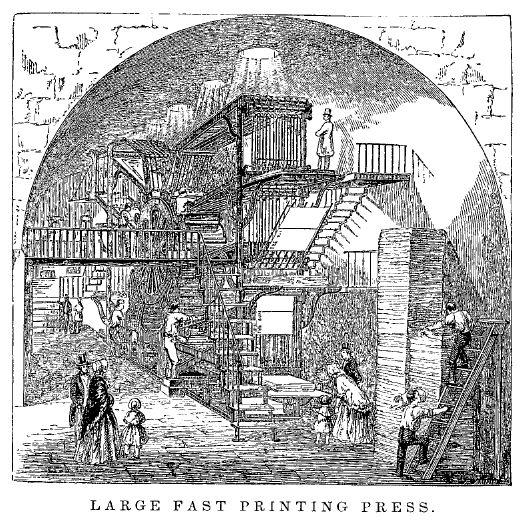large press