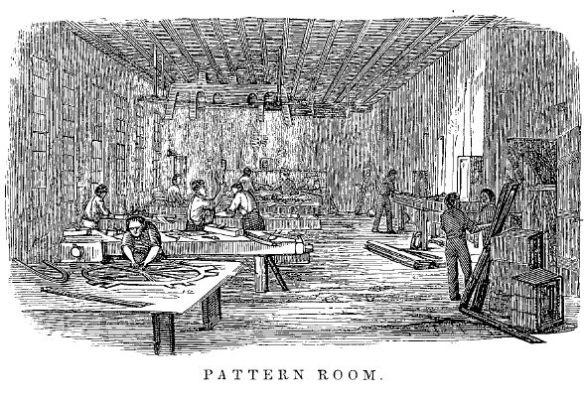 pattern room