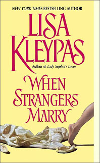 Review: When Strangers Marry by Lisa Kleypas.