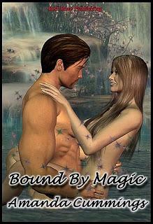 Bound by Magic by Amanda Cummings