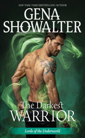 Sunday Spotlight: The Darkest Warrior by Gena Showalter