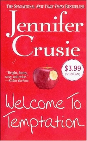 Throwback Thursday Review: Welcome to Temptation by Jennifer Crusie