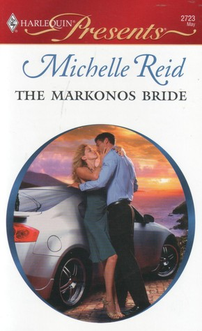 Review: The Markonos Bride by Michelle Reid