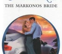 Review: The Markonos Bride by Michelle Reid