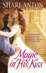 Guest Review: Magic in His Kiss by Shari Anton