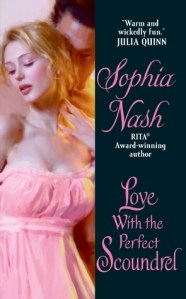 Guest Review: Love With A Perfect Scoundrel by Sophia Nash