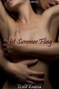 Guest Review: Hot Summer Fling by Toni Zuma