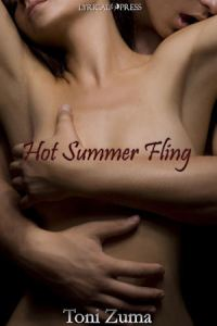 Guest Review: Hot Summer Fling by Toni Zuma