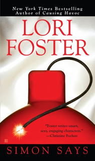 Re-Read Challenge Review: Simon Says by Lori Foster