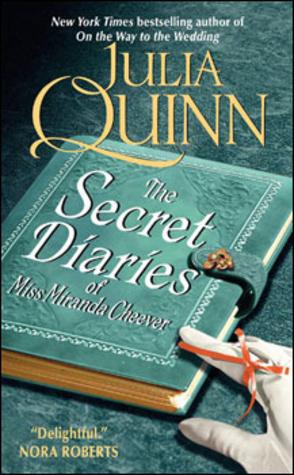 Review: The Secret Diaries of Miss Miranda Cheever by Julia Quinn