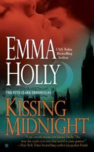 Guest Review: Kissing Midnight by Emma Holly