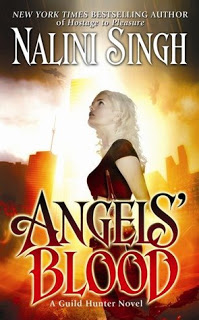 Retro Review: Angels' Blood by Nalini Singh