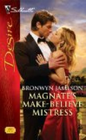 Guest Review: The Magnate's Make-Believe Mistress by Bronwyn Jameson