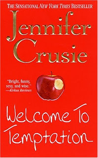 Re-Read Challenge Review: Welcome to Temptation by Jennifer Crusie