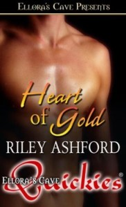 Guest Review: Heart of Gold by Riley Ashford
