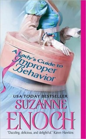 Throwback Thursday Review: A Lady's Guide to Improper Behavior by Suzanne Enoch.