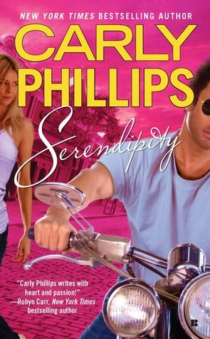 Lightning Review: Serendipity by Carly Phillips