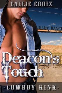 Guest Review: Deacon's Touch by Callie Croix
