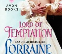 Review: Lord of Temptation by Lorraine Heath