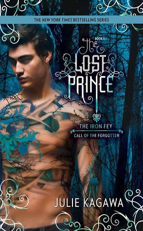 Review: The Lost Prince by Julie Kagawa
